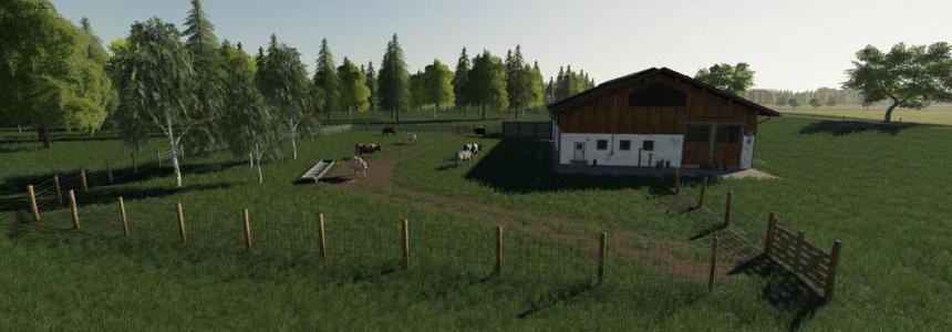 Placeable Large Cow Pasture v1.0.2.0