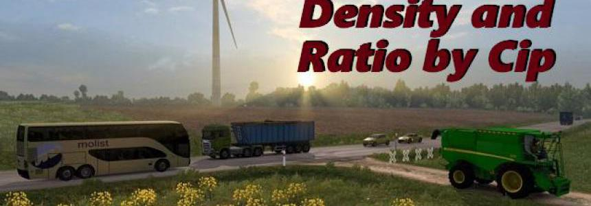 Real Traffic Density and Ratio for ETS2 1 35 - Modhub us
