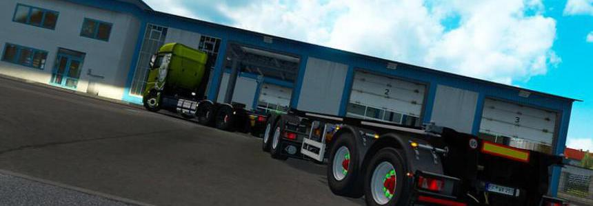 Rigid trailer by Teklic v1.1 1.35.x