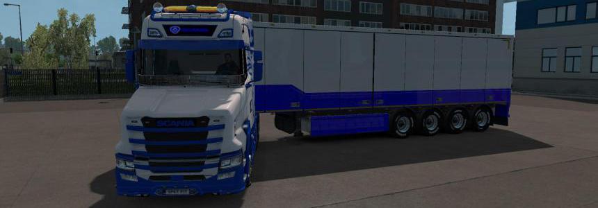 Scania S New Gen Tcab v3.0