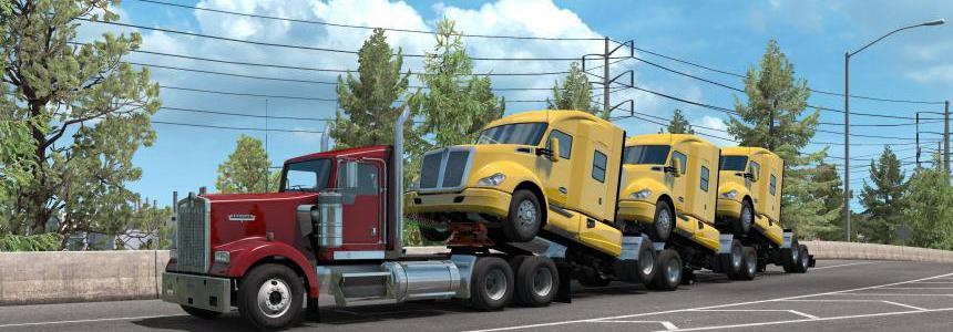 Scs truck transporter 1.35