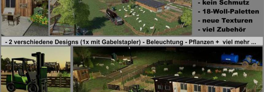 Sheep stable 2000 v1.3.0