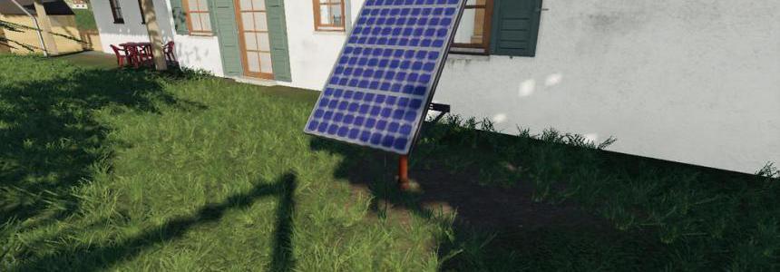 Solar Panel v1.0.0.0