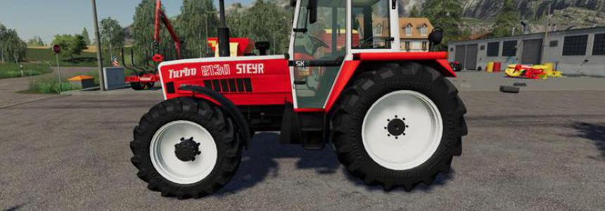 STEYR 8130a Turbo SK2 basic v1.0