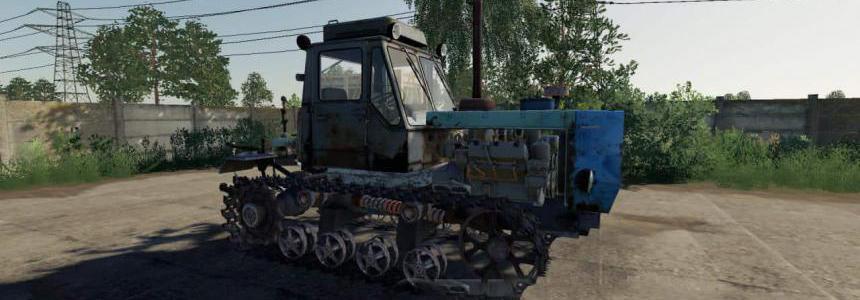 T-150 tracked HTZ v1.0