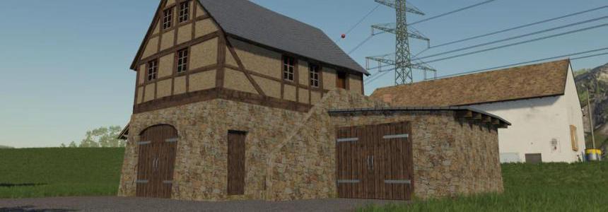 Timberframed Houses v1.0.0.0
