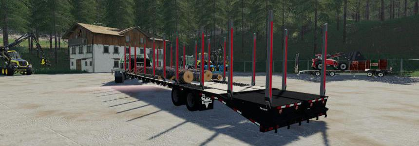 TJ 40FT Log Trailer v1.0