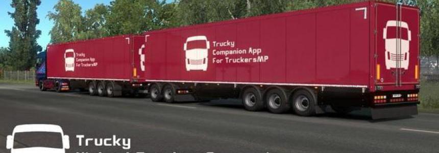 Trucky Official Trailer Pack v2.0