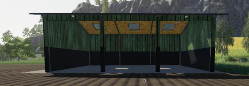 Vehicle hall / passage hall v1.0.4