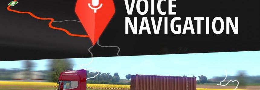 Voice navigation Slingblade style v1.0