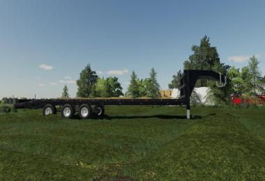 30ft Triaxle Gooseneck v1.0