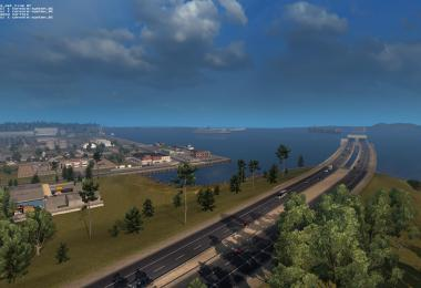 Coast to Coast Map - NOT WA DLC v2.8.1