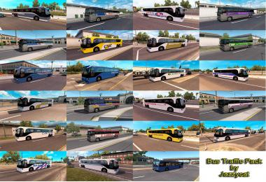 Bus Traffic Pack by Jazzycat v1.3.1