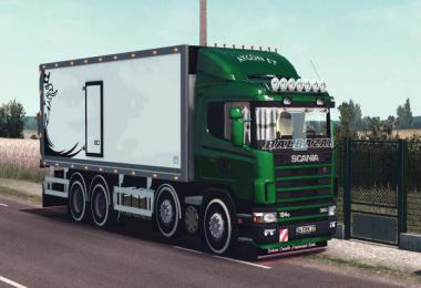 Scania 124G Thermo 1.35.x