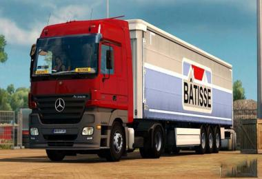 Mercedes-Benz Actros MP2 1.35.x