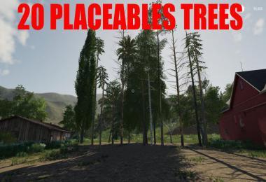 20 Trees Pack v1.0