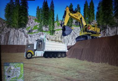 Kenworth T440V2 dump truck v1.0.0.2