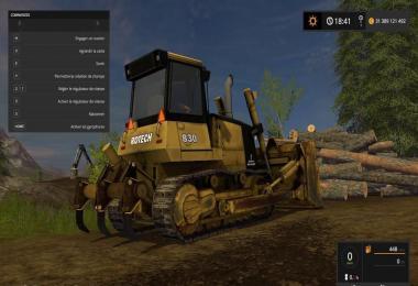 Rotech 830 Bulldozer v1.0.0.0