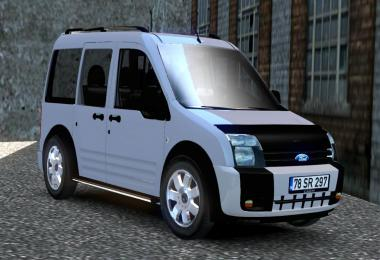 Ford Transit Connect 1.35.x