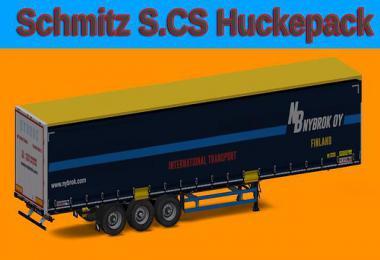Schmitz Hupa Curtain 1.35