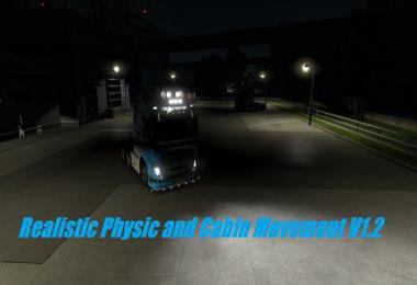 Realistic Physic and Cabin Movement v1.2