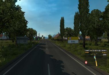 Romania Reworked mod v1.0 1.34.x