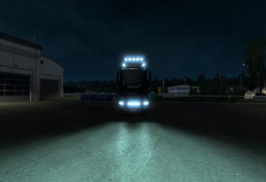 Alexd Flare and 5500 K Lights for all Trucks v1.3