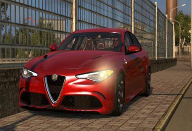 Alfa Romeo Giulia V1R10 – 1.35