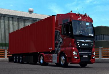All Truck Air Horn Mod 1.35.x
