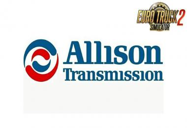 Allison Automatic Transmission Pack EU v1.5.1