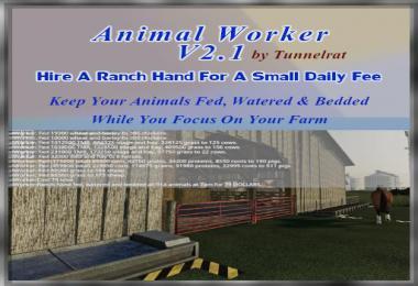 Animal Worker v2.1