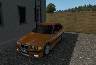 BMW E36 Compact ATS 1.35