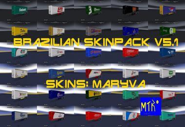 Brazilian Skin Pack v5.1