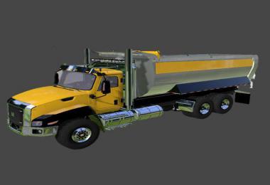 CAT CT660 Dump Truck v1.0.0.0