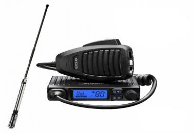 CB Radio police/fire/ems/ham (No Music Stations) v1.0