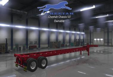 Cheetah Chassis 53' (own-able) 1.35.x