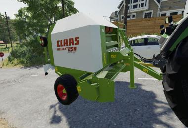 Claas Rollant 250 v1.5.0.0