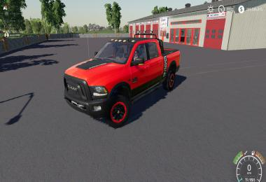 Dodge Power Wagon v1.0
