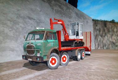 Fiat 690 n2 4 assi d'epoca trasporto mezzi v1.0