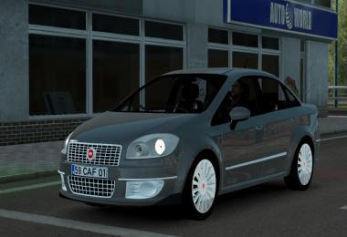 Fiat Linea V1R10 – 1.35