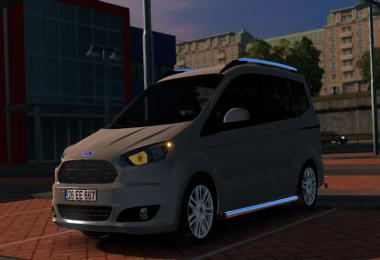 Ford Tourneo Courier V1R10 1.35