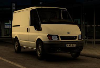 Ford Transit MK6 V1R10 – 1.35