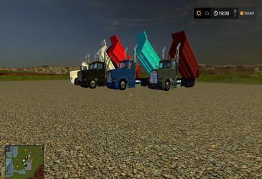 Freightliner dump truck v1.0.0.2