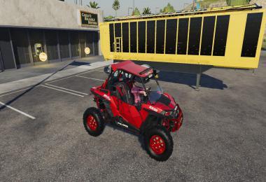 FS19 Polaris Razer v1.0.0.0