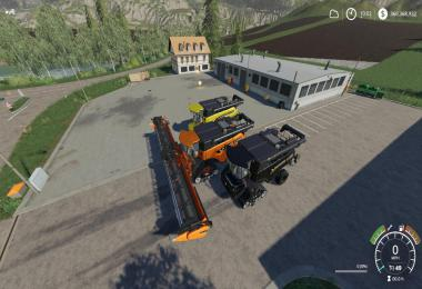 FS19 Eagle355th Newholland Chaff Pack v1.0