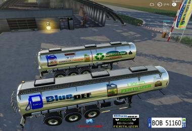 Trailer Digestate fertilizer By BOB51160 v1.0.0.4