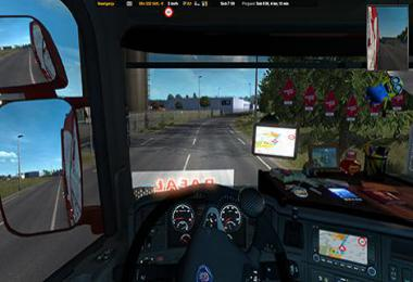GPS RG ETS2 PRO 1.01 Updated 1.35.x
