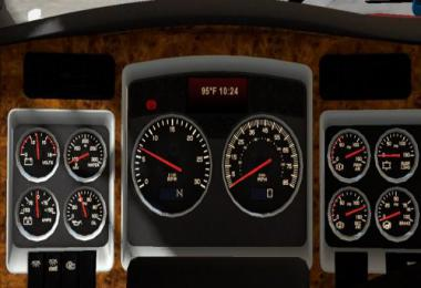 GTM T800 & W900B custom dashboard computers