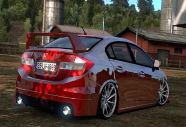 Honda Civic FB7 V1R10 1.35