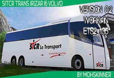Irizar i6 - Skin STCR - ETS2 1.34 & 1.35
